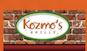 Kozmo's Grille logo