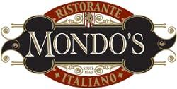 Mondo's Ristorante Italian