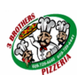 3 Brothers Pizza & Restaurant logo