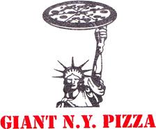 Giant New York Pizza logo