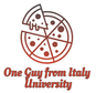 One Guy from Italy University logo