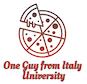 One Guy from Italy University logo