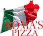 Roma's Pizza logo