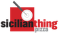 Sicilian Thing Pizza logo