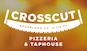 Crosscut Pizzeria & Taphouse logo