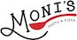 Moni's Pasta & Pizza logo