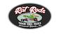 Rat Rods Wood Fire Pizza logo