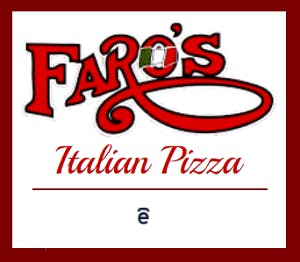 Faro's Italian Pizza