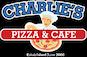Charlie's Pizza & Cafe logo