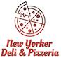 New Yorker Deli & Pizzeria logo