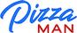 Pizza Man Wauwatosa logo