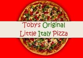Tobys Original Little Italy Pizza