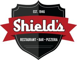 Shield's Restaurant Bar Pizzeria logo