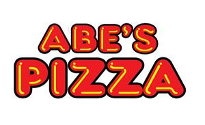 Abe's Pizza logo