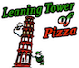 Leaning Tower of Pizza logo