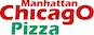 Manhattan Chicago Pizza logo
