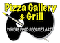 Pizza Gallery & Grill logo