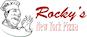Rocky's New York Pizza logo