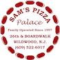 Sam's Pizza Palace logo