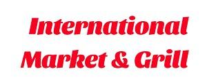 International Market & Grill
