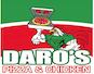 Daro's Pizza & Chicken logo