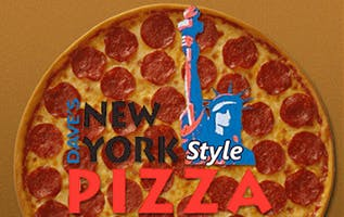 Dave's New York Pizza