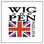 The Wig & Pen Pizza Pub logo