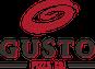 Gusto Pizza Co. logo