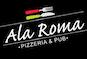 Ala Roma Pizzeria & Pub logo
