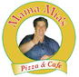 Mama Mia's Pizza & Cafe logo