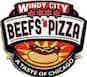 Windy City Beefs N Pizza logo