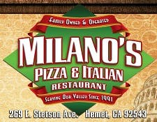 Milano Brothers Pizza