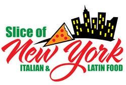 Slice Of New York Italian & Latin Food