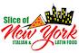 Slice Of New York Italian & Latin Food logo