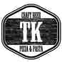 TK Pizza & Pasta logo
