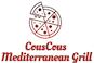 CousCous Mediterranean Grill logo