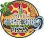 Siri's Gourmet Burgers & Pizza logo