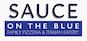 Sauce On The Blue logo