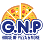 G.N.P House of Pizza & More logo