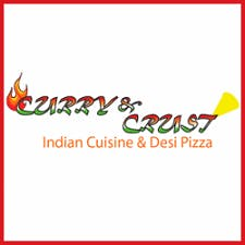 Curry & Crust Indian Cuisine Desi Pizza