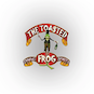 The Toasted Frog logo