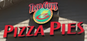 Two Guys Pizza Pies logo