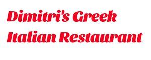 Dimitri's Greek Italian Restaurant
