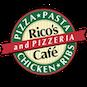 Rico's Cafe & Pizzeria logo