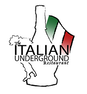 The Italian Underground Restaurant logo