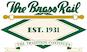The Brass Rail logo