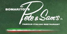 Pete & Sam's