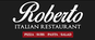 Roberto Italian Restaurant logo
