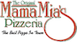 The Original Mama Mia's Pizza logo