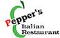Pepper's Italian Restaurant logo
